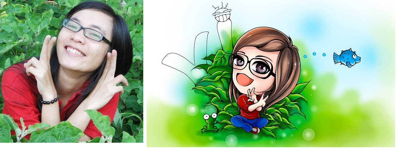 draw a cute chibi from your picture
