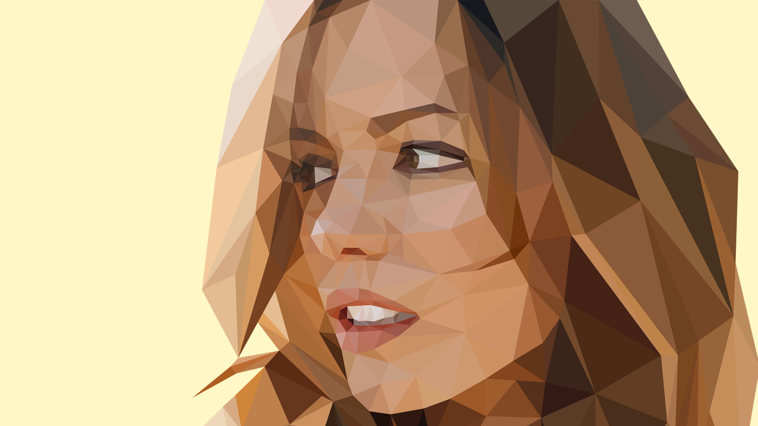 create low poly 2D art of your image