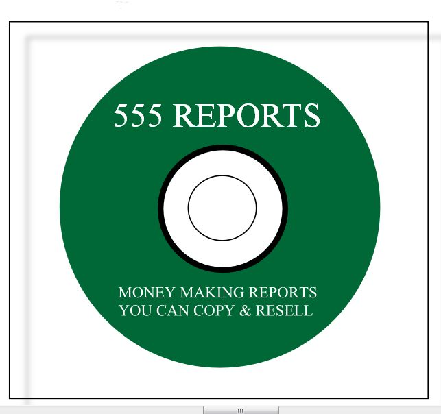 give you 555 reports you can resell