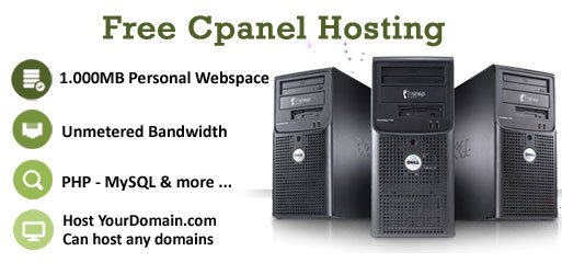Unlimited Cpanel Webhosting with All option unlimited for 1 YEAR, same price for next year for 30