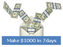 show you how to make $1000 in 7 days with list building