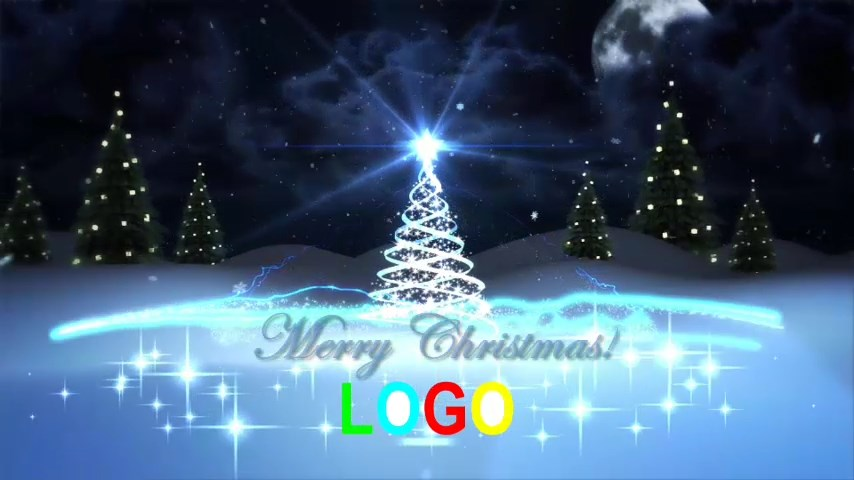 create this Beautiful Christmas Video