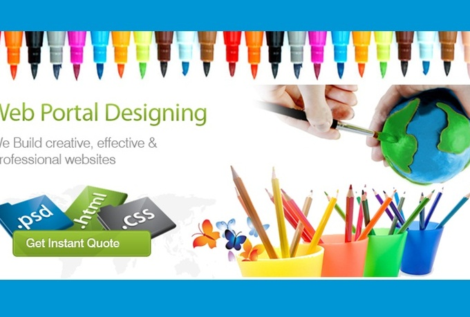 design your 5 page professional website