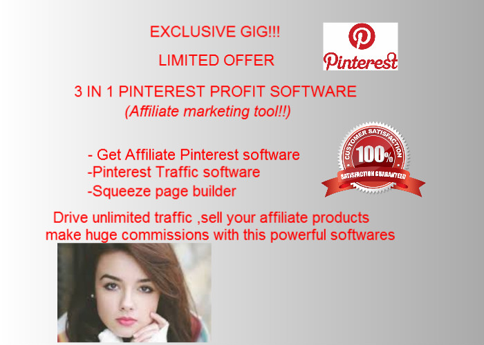 Give 3in1 Pinterest Profit software