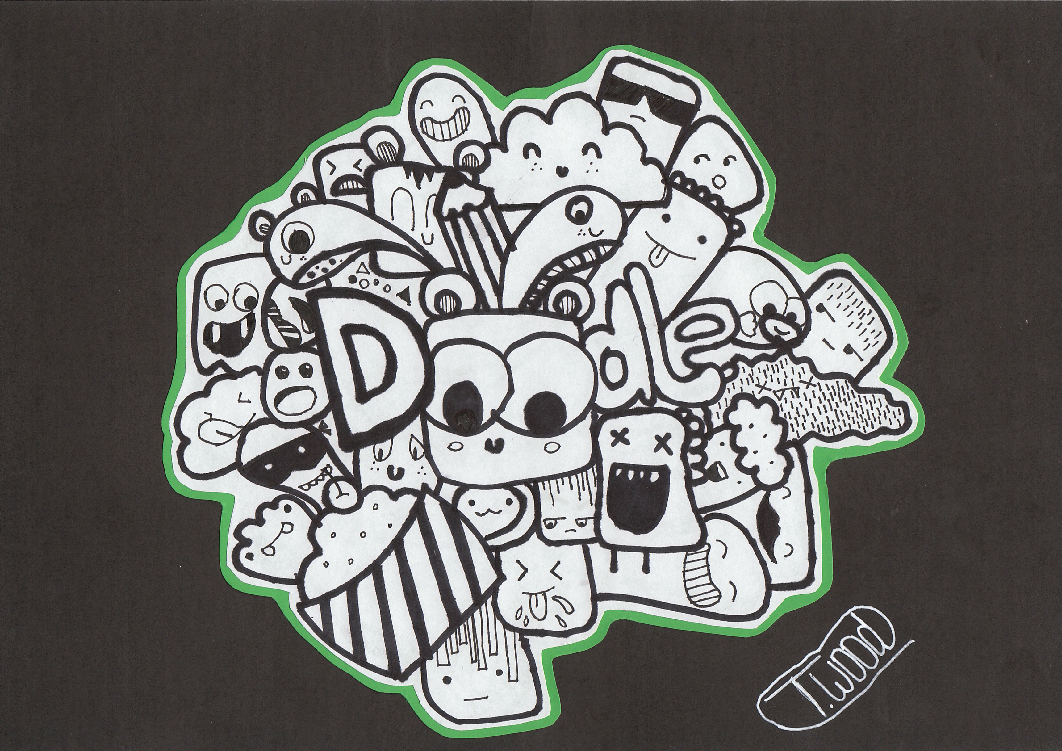 create an amazing custom Doodle for you