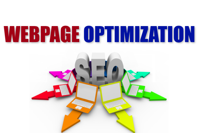 SEO the text content and meta tags of your webpage to Google's SEO requirements