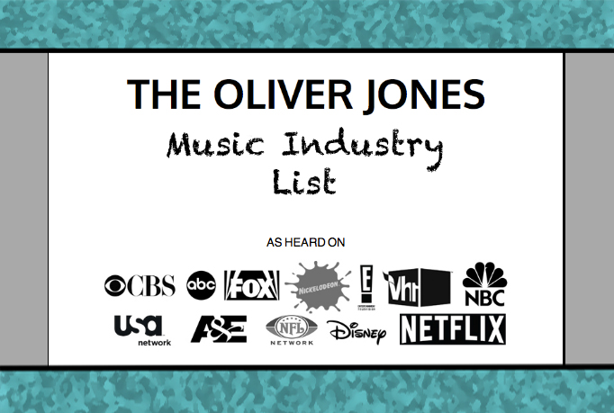 give you over 1,000 music industry contacts