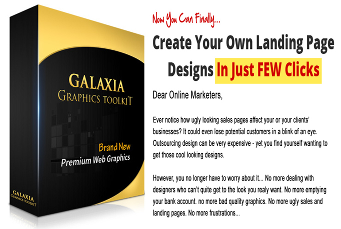 give You 20 High Quality Landing Page Modules Package