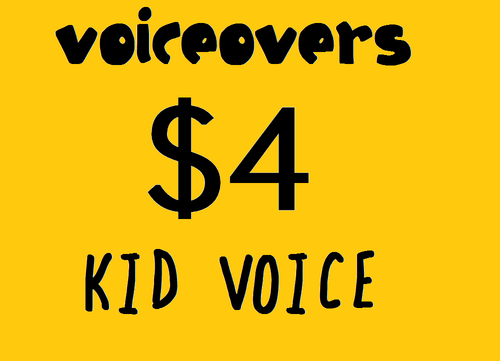 do a male youth voiceover up to 100 words