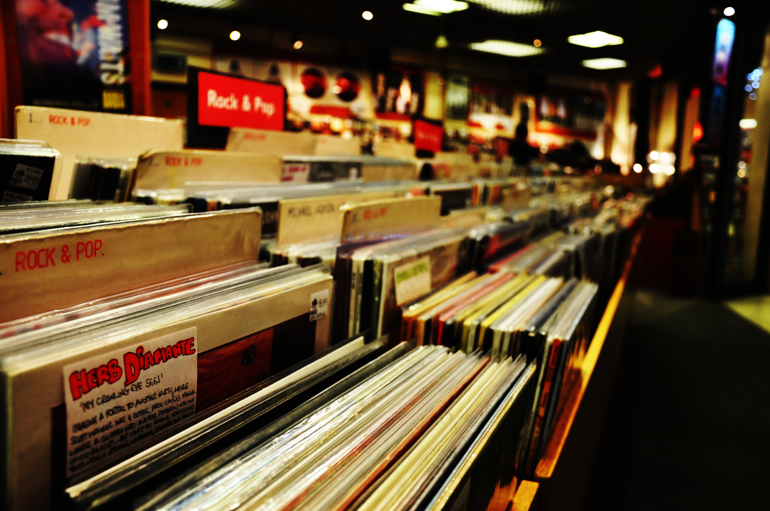 show you where to easily find Rare CDs or Records