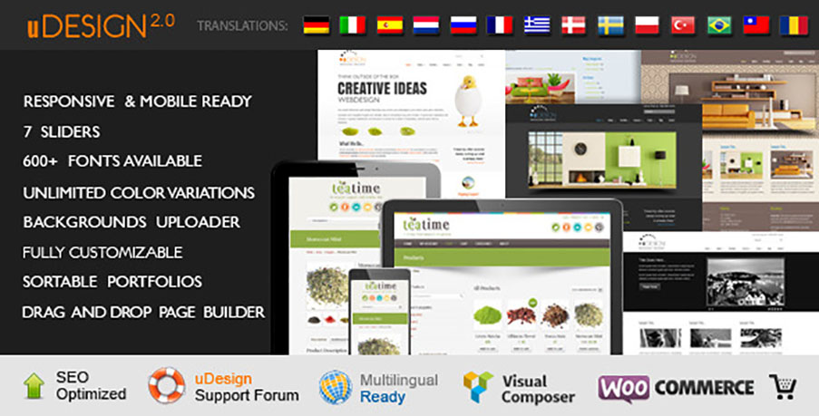 set up wordpress theme and plugin for
