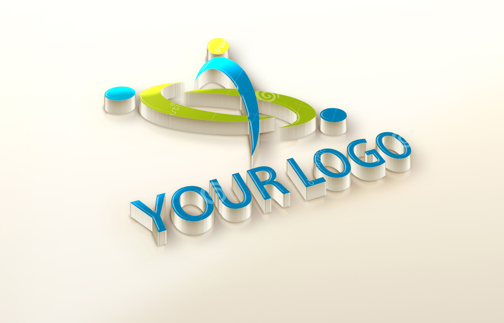 3D your Logo or Text