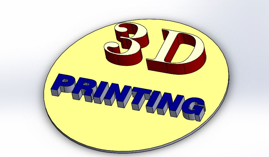 create 3D models for 3D printing