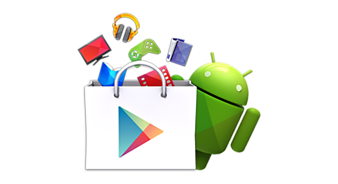 rate and review your app on the Google Play Store