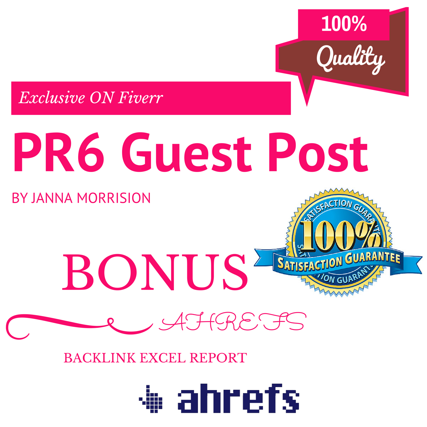 Guest Post PR6 on my General blog