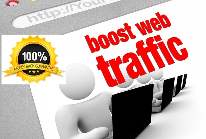Give unlimited real targeted traffic for one calendar month
