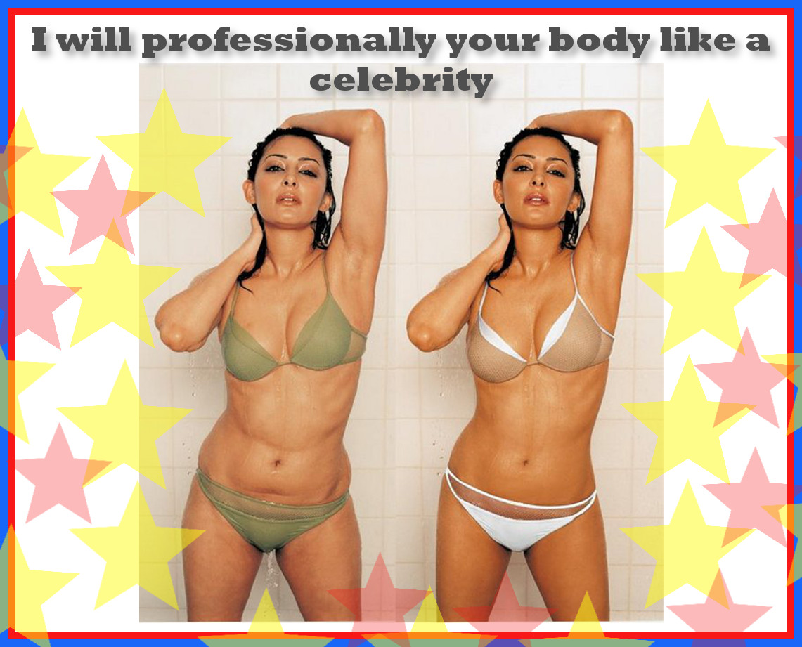 photoshop your sexy selfies (FIRST 3 PHOTOS FREE!!)