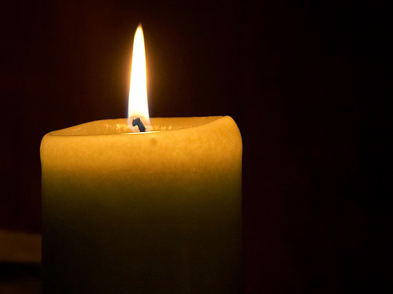 light a prayer candle for you and pray for your intentions