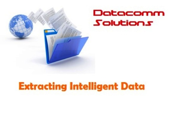 do Data Mining, Internet research, Data Extraction