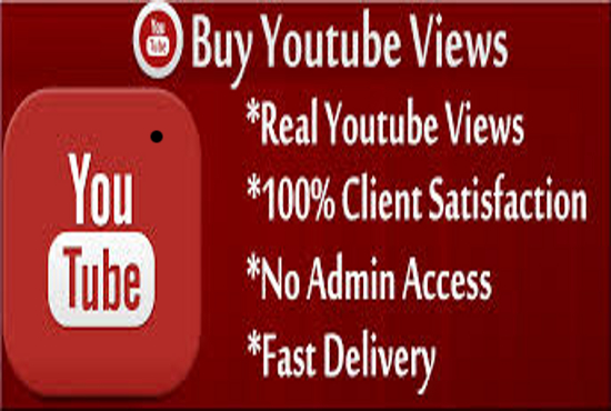 provide Real 2000 YouTube Views