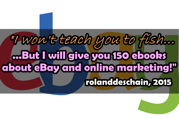 send you 150 ebooks about eBay business and online marketing