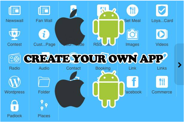 let you build unlimited android applications