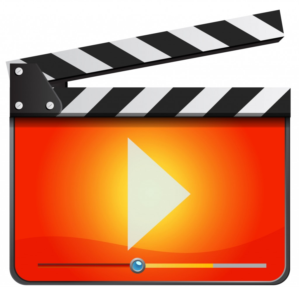 make a video from clips with background music