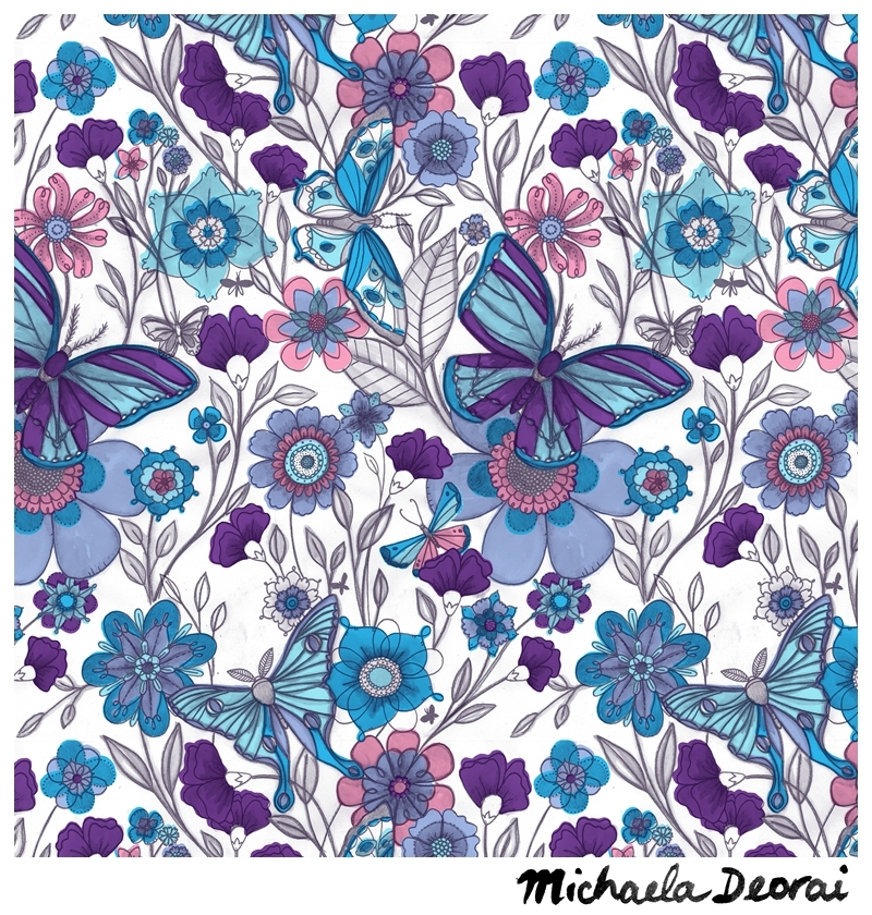 create a seamless pattern