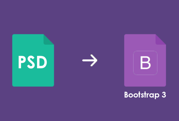 create a bootstrap responsive website