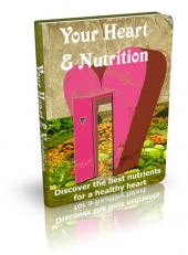 sell you an online guide to Your Heart & Nutrition
