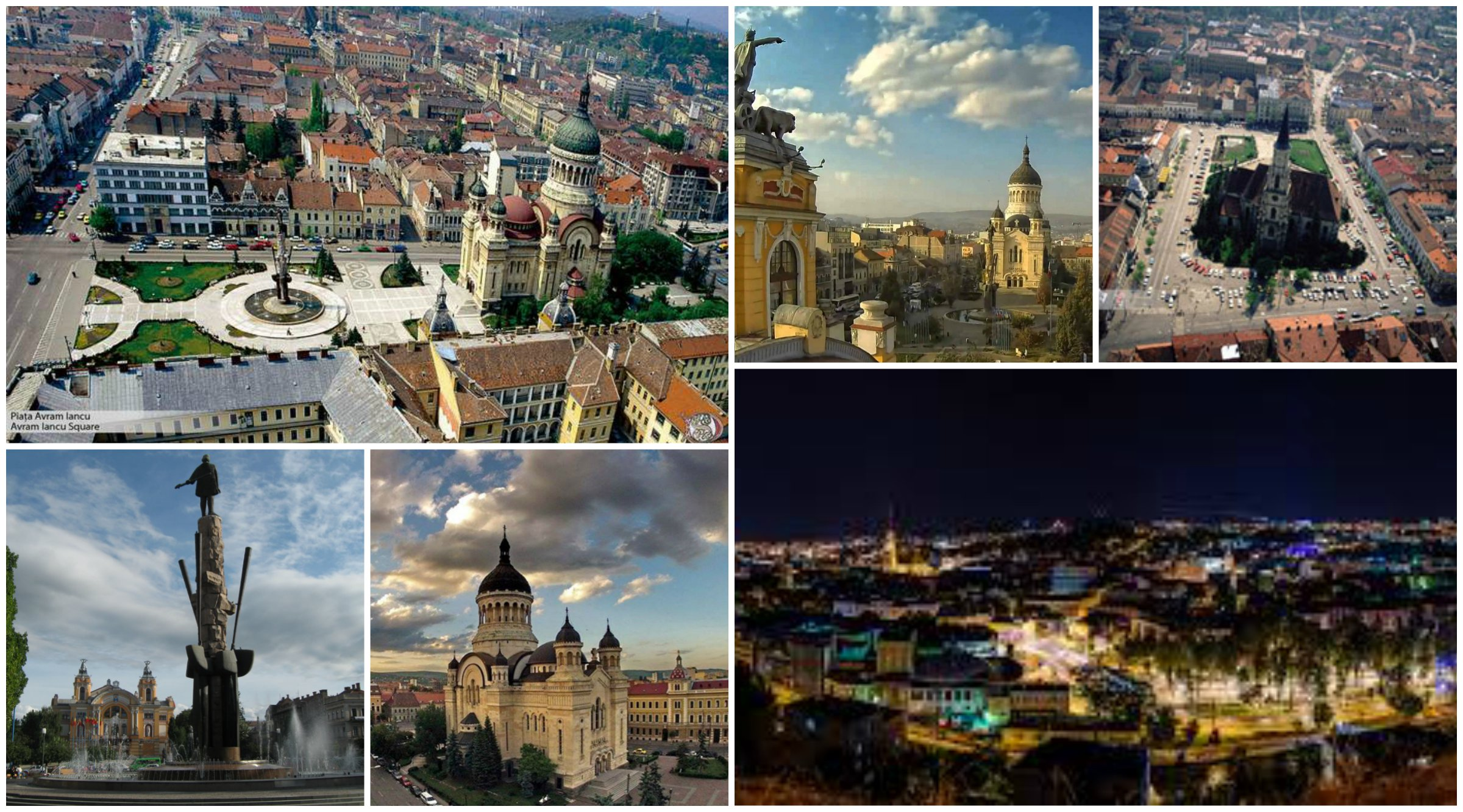 send a postcard from Cluj Napoca