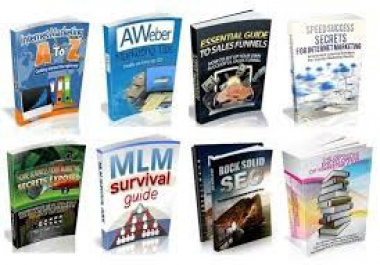 give you 100 Marketing eBooks