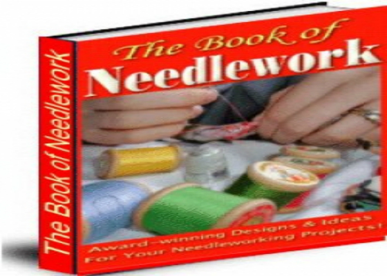 send you a Ebook for An A-Z Needlework Course