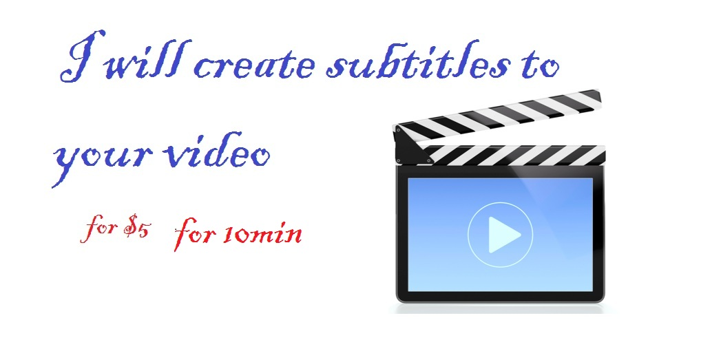 add professional subtitles to your video