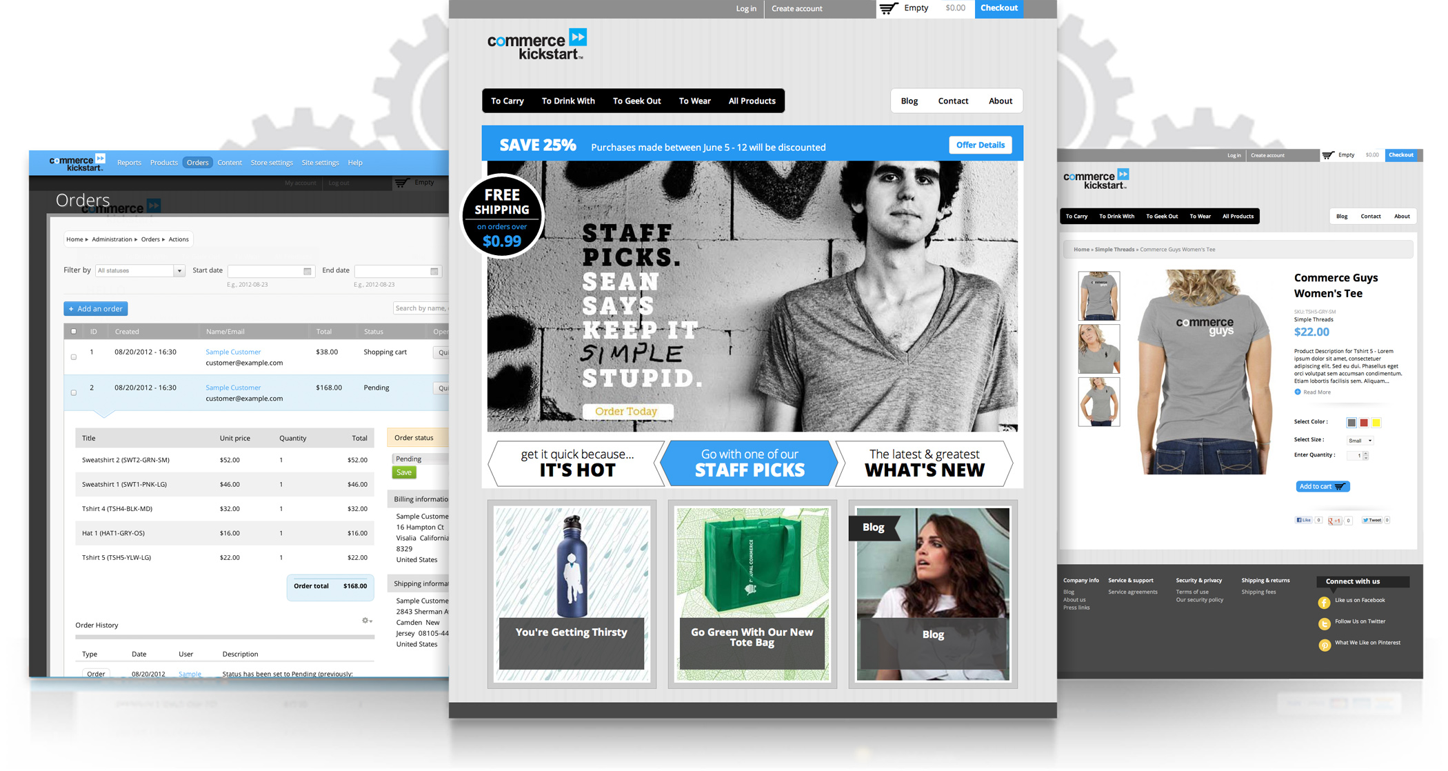 create high quality professional website on Drupal