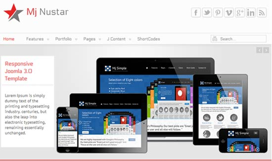 design a professional and amazing joomla 3 website that is responsive