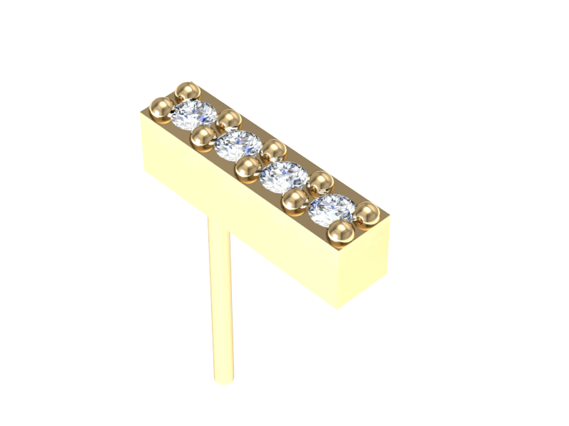 design any 3D Jewelry in Matrix for you