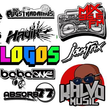 create best artist / dj logo