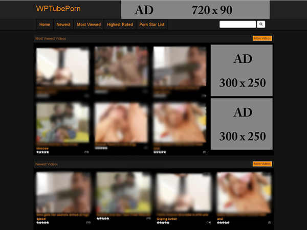 create adult tube site