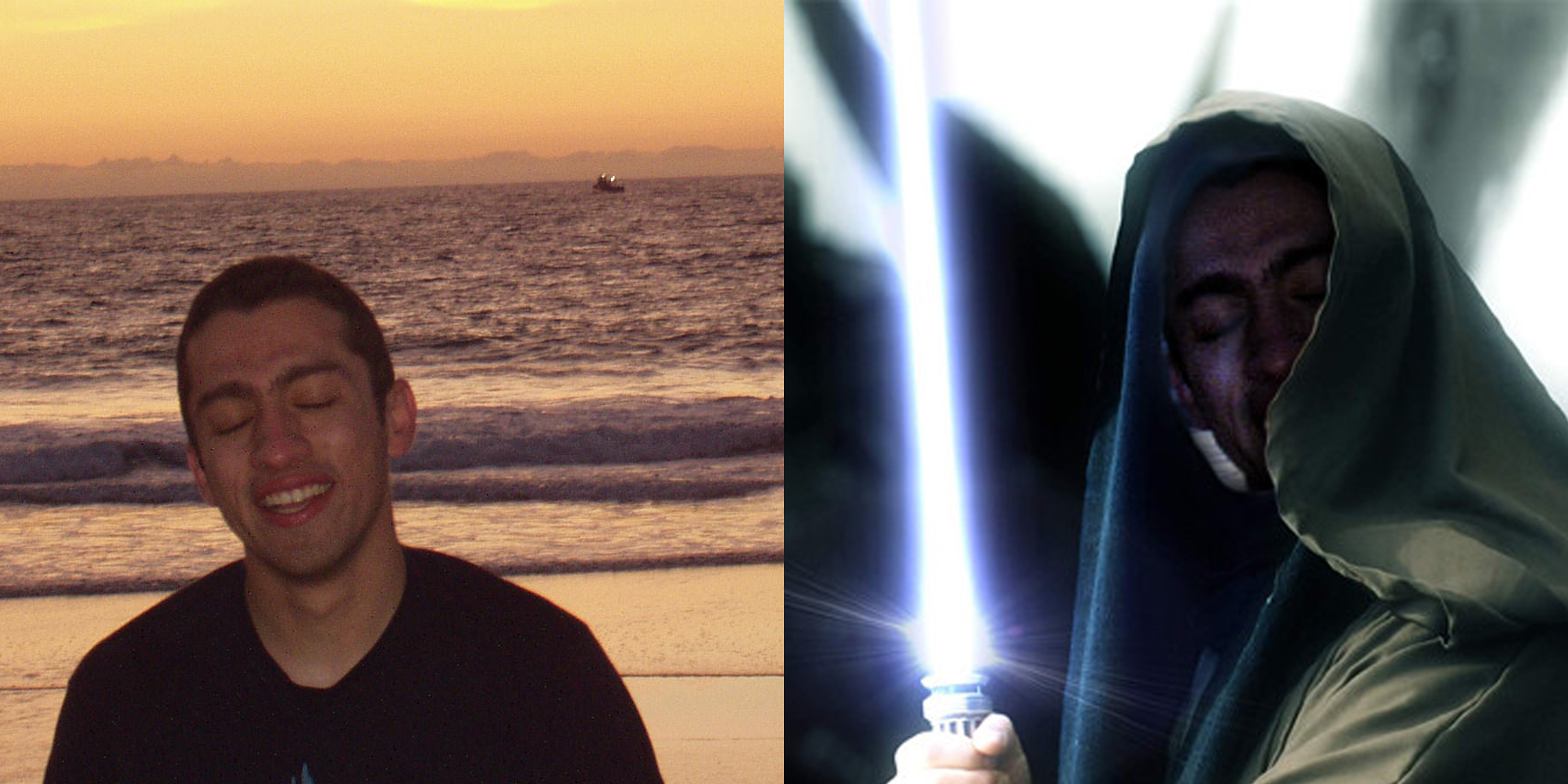 turn your portrait into an awesome Jedi