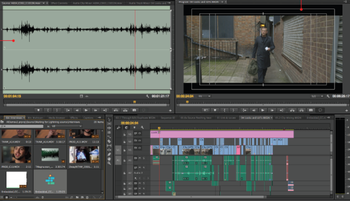 make video editing for your your raw uncatchhy camera videos...