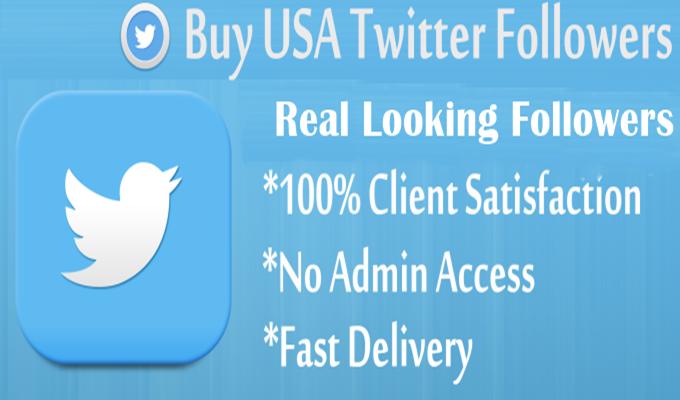 add 1000 USA Twitter Followers