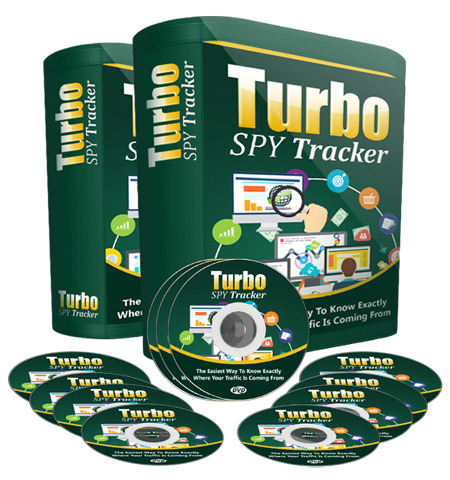 "give you a new software ""turbo spy tracker"""