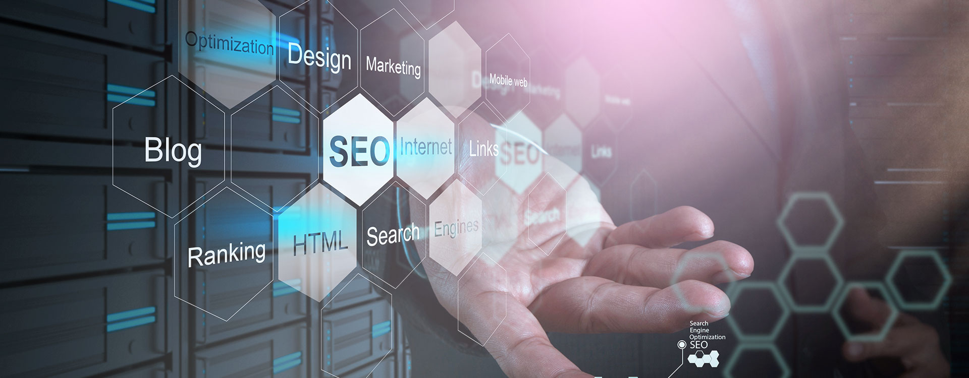 do seo, smm, ppc and internet marketing for your website