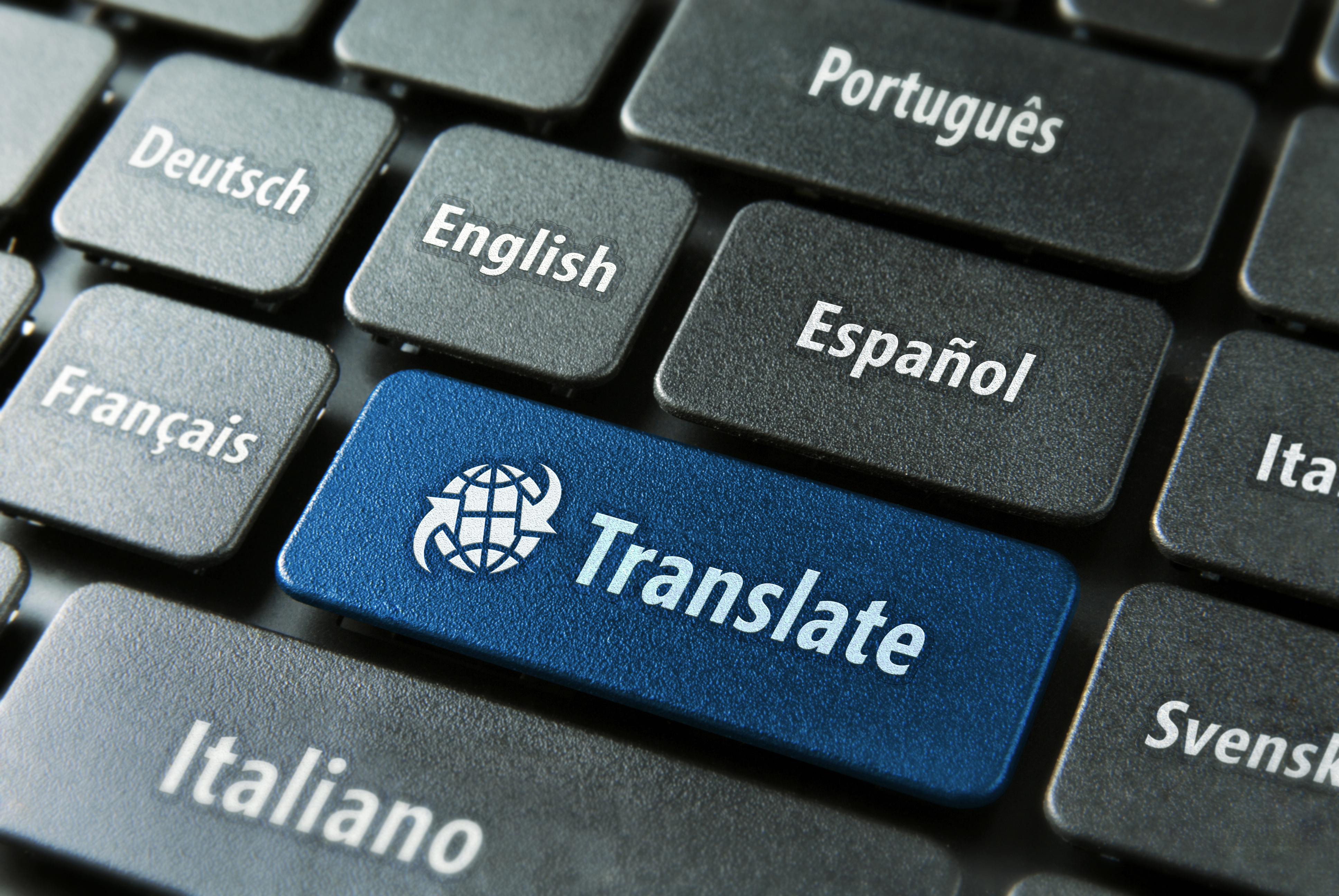 Translate Englsih, French or Arabic