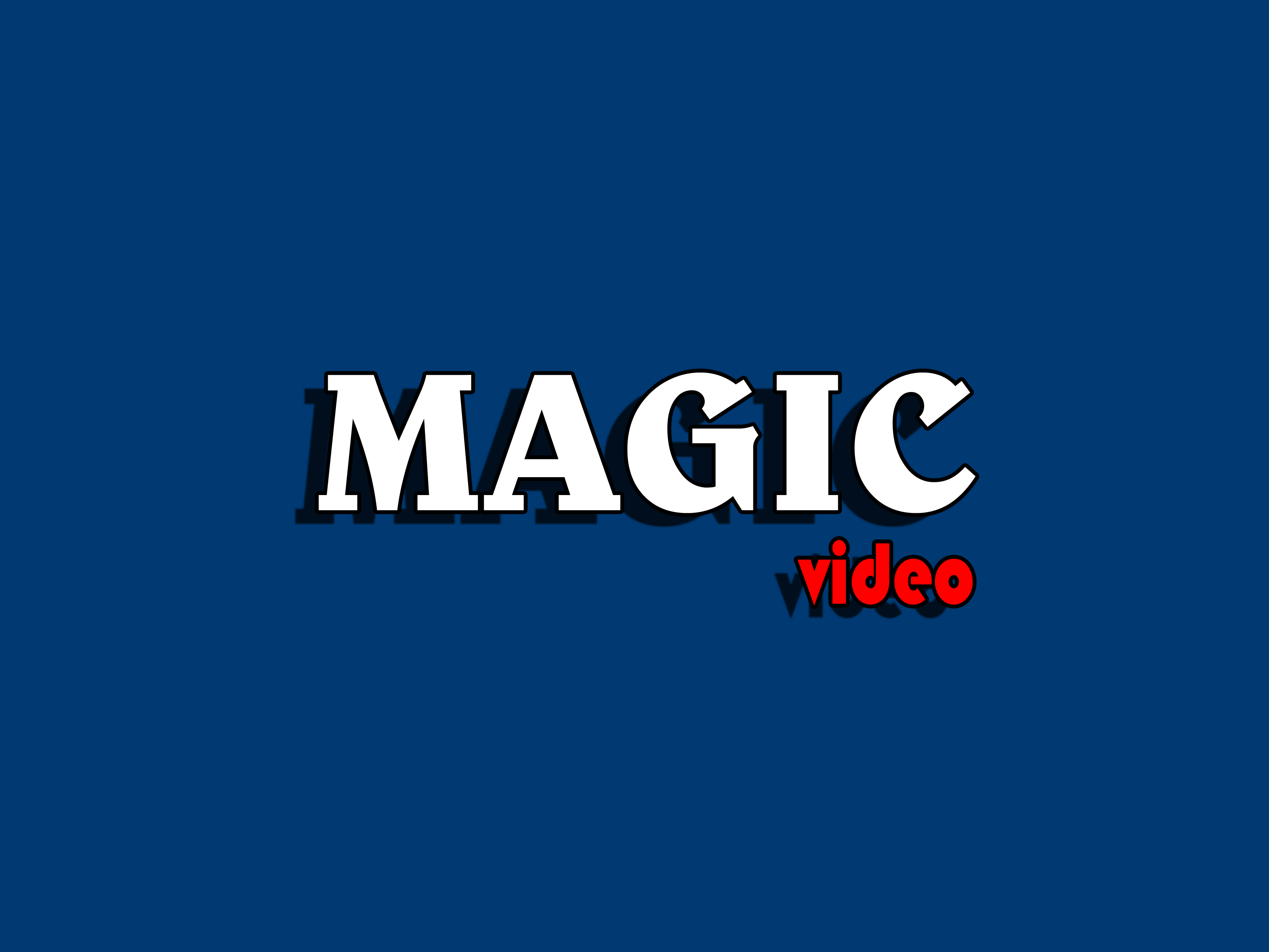 MAGIC video company publish