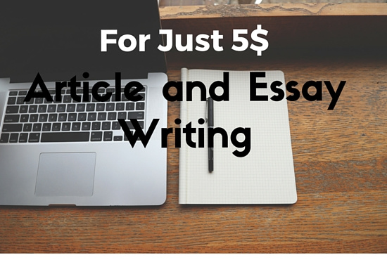 write articles and essays under 24 hours