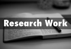 do all work related to Research and Summaries