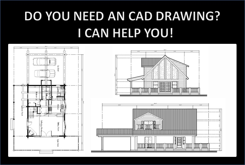 draw 250 sqft of a plan or elevation on AutoCAD