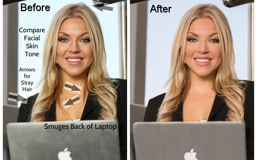Edit Photo and Retouch Professionally